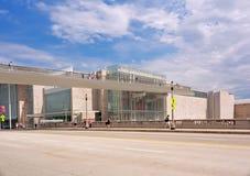 Het instituut van de Kunst van Chicago Stock Fotografie