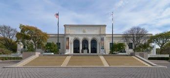 Het Instituut van Detroit van Arts stock foto
