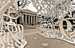Het Instituut van Massachusetts van Technologie Royalty-vrije Stock Foto