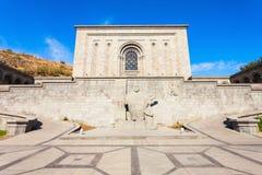 Het Instituut van Mesropmashtots royalty-vrije stock afbeelding