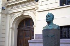 Het instituut van Nobel stock fotografie
