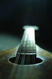 Het instrument van de muziek stock foto's