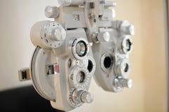 Materiële optometrie royalty-vrije stock foto