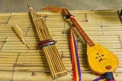 Het instrument van Thailand Stock Fotografie