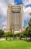 Het Intercontinentale Hotel stock foto
