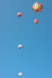 Het internationale Festival Montgolfeerie van de Ballon Royalty-vrije Stock Fotografie