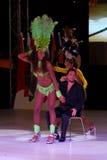 Het internationale Festival van de Dans Bodrum Royalty-vrije Stock Fotografie