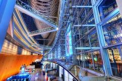 Het Internationale Forum van Tokyo Royalty-vrije Stock Afbeeldingen