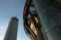 Het internationale huis van Moskou van de muziek Stock Afbeelding