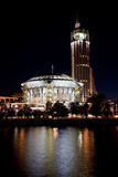 Het Internationale Huis van Moskou van Muziek Stock Foto