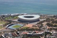 Het Internationale Stadion van Cape Town, Cape Town, Zuid-Afrika Stock Afbeelding