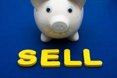 Het investeren van Uw Besparingen royalty-vrije stock foto's