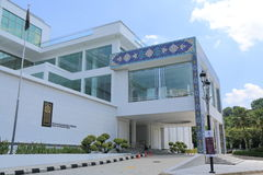 Het Islamitische Museum Maleisië van Kunsten Royalty-vrije Stock Foto