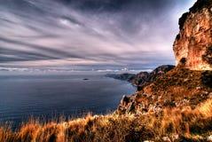 Het Italiaans landschap-1 Stock Afbeelding