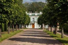 Het Italiaanse huis Royalty-vrije Stock Afbeelding