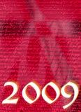 Het jaar 2009 Royalty-vrije Stock Fotografie