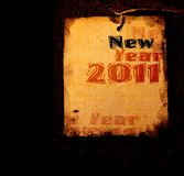 het jaar van 2011 Royalty-vrije Stock Foto's