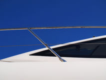 Het Jacht van de luxe Stock Afbeelding
