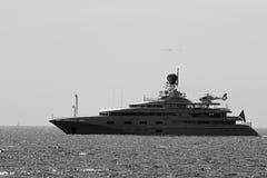 Het Jacht van de luxe Royalty-vrije Stock Fotografie