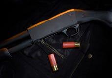 Het jachtgeweer van de nacht Stock Foto's