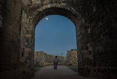 Het Jaffna-Fort royalty-vrije stock fotografie