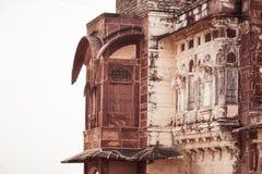Het Jaisalmerfort riep ook Gouden Fort, Sonar Quila of Sone Ka Quila in woestijnstad Rajasthan India ??n van grootste geel stock afbeeldingen