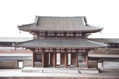 Het Japanse kasteel van Osaka Stock Fotografie