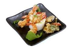Het Japanse koken Stock Fotografie