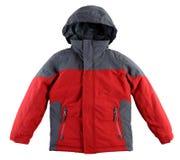 Het jasje van de winter Stock Afbeelding