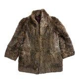 Het jasje van het bont Royalty-vrije Stock Foto's