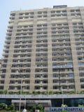 Het Jaslokziekenhuis in Mumbai, India Stock Foto