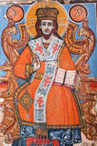 Het Jesus Christ-pictogram Stock Afbeelding