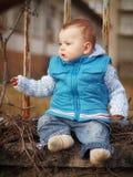 Het jonge geitje Royalty-vrije Stock Foto's