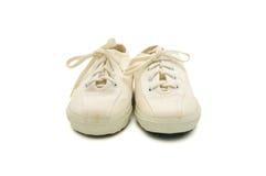 Het Jonge geitje van de schoen Stock Fotografie