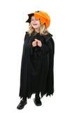 Het jonge geitje van Halloween Stock Foto's