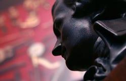 Het jonge gezicht van Mozart Royalty-vrije Stock Afbeeldingen