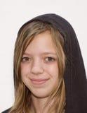 Het jonge Glimlachen van het Meisje Royalty-vrije Stock Afbeelding