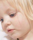 Het jonge meisje concentreren zich Royalty-vrije Stock Foto's