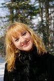 Het jonge mooie meisje royalty-vrije stock fotografie