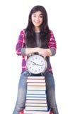Het jonge vrouwelijke student missen Stock Fotografie