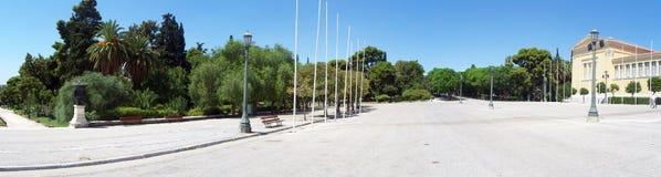 Het juiste panorama van Zapion Royalty-vrije Stock Foto's
