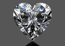 Het juweel van de diamant Stock Foto