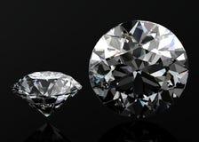 Het juweel van de diamant Royalty-vrije Stock Afbeelding