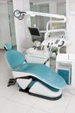Het kabinet van de tandarts Stock Foto
