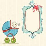 Het Kader van de babyjongen Stock Foto's