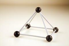 Het kader van de driehoek stock afbeelding