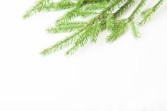 het kader van de Kerstmisdecoratie Stock Foto