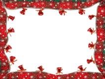 Het kader van Kerstmis Royalty-vrije Stock Foto's