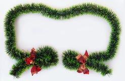 Het kader van Kerstmis Royalty-vrije Stock Afbeeldingen