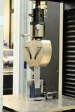 Het kaliber van de inrichting voor de spanning van de testscheerbeurt Stock Afbeelding